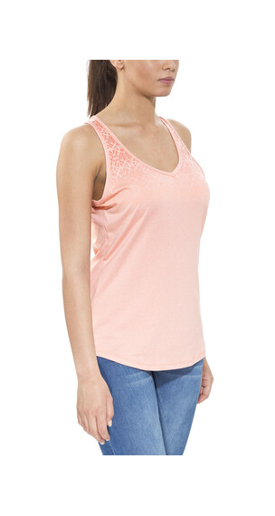 Marmot Layer Up Tanktop Dames roze